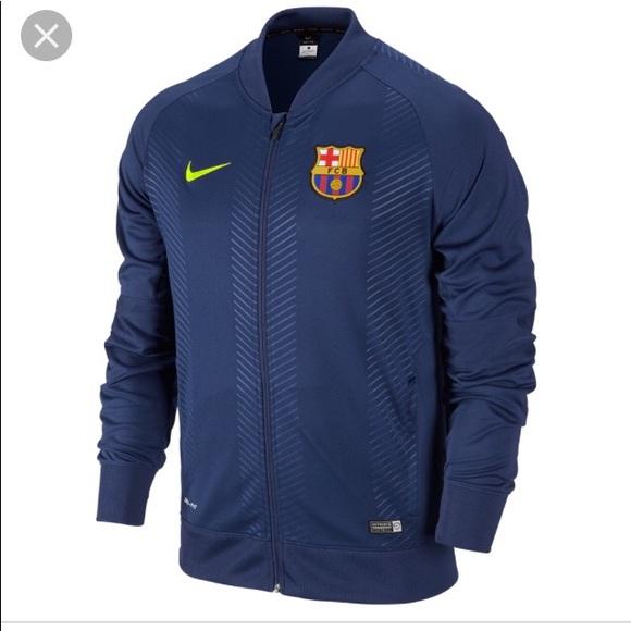4090cc80d Nike FC Barcelona squad pre-match sideline jacket.  M_5c1984d70cb5aabbbc964e10